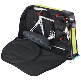 EVOC Bike Travel Bag Pro - Bolsa de transporte - 280 L verde